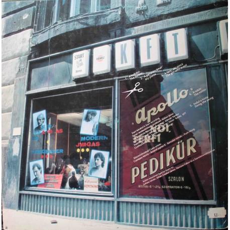 KFT – Üzenet A Liftből / A Fodrász (LP / Vinyl)