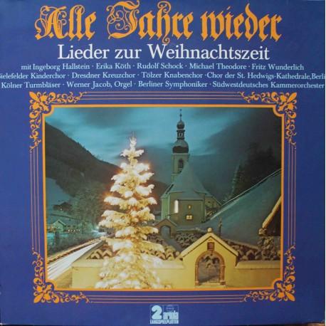 Alle Jahre Wieder - Lieder Zur Weinachtszeit (2LP / Vinyl)