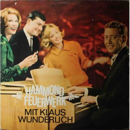 Klaus Wunderlich – Hammond Feuerwerk (LP / Vinyl)
