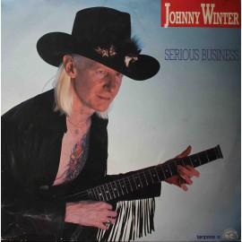 Johnny Winter – Serious Business (LP / Vinyl)