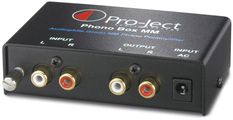 Gramofonový předzesilovač Pro-Ject Phono Box MM