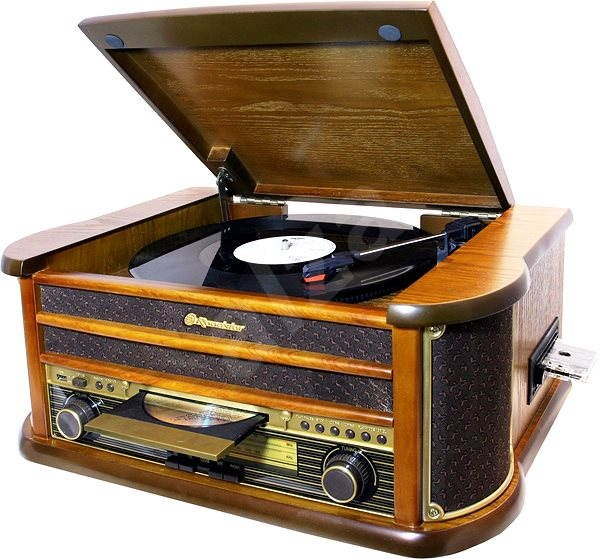 Gramofon Roadstar
