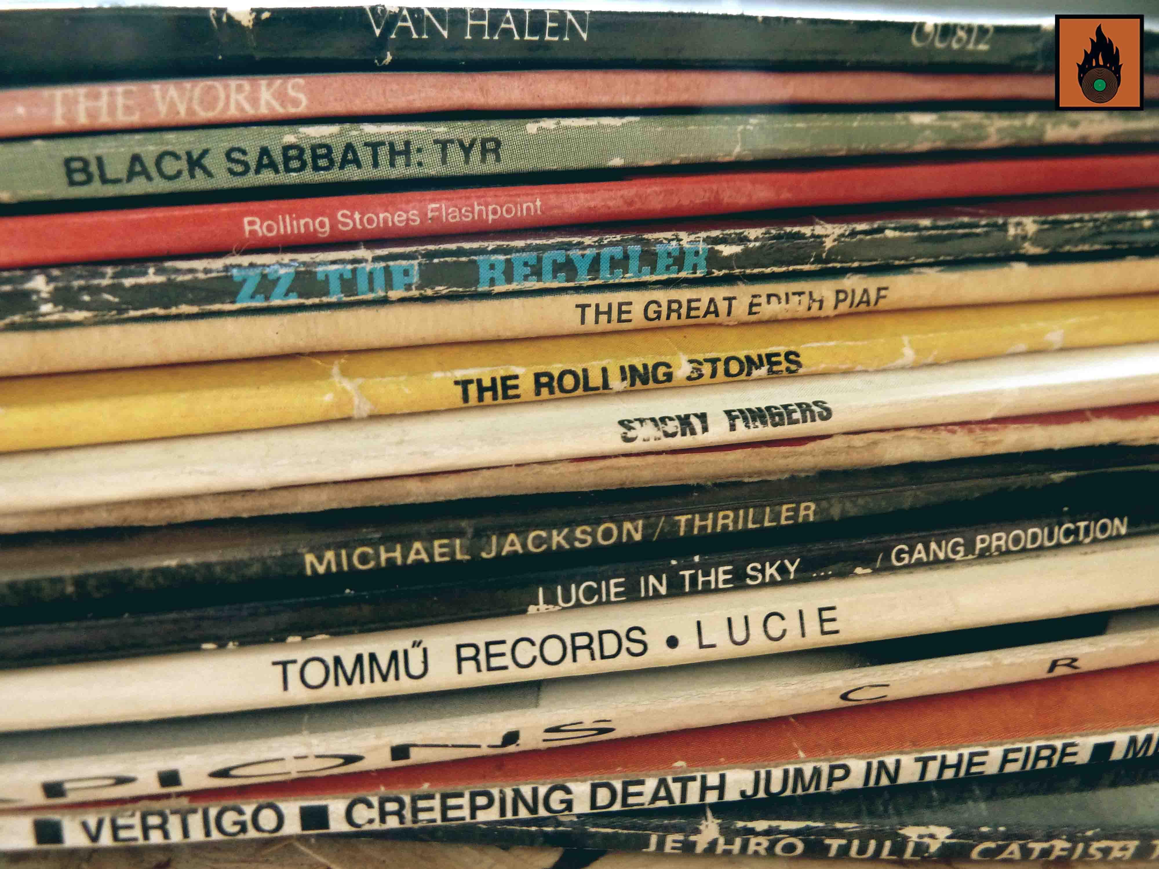 Vinyl Empire Novinky