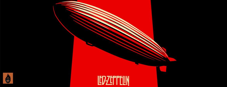 Nová, rozšířená nabídka gramofonových desek od Led Zeppelin